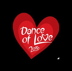 Taneční festival Dance of Love